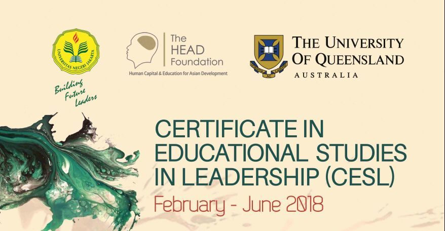CESL (Certificate in Educational Studies in Leadership)
