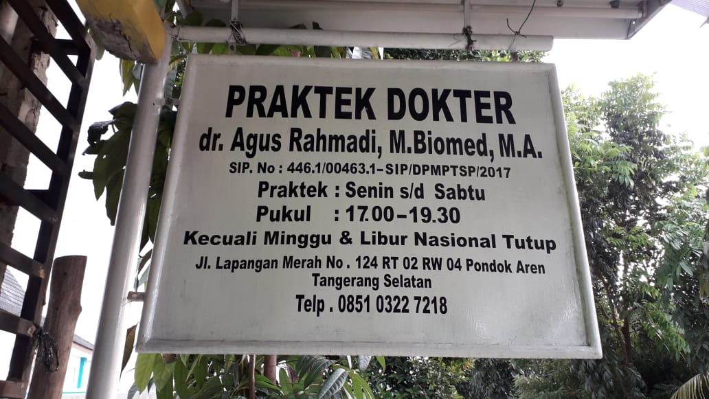 dr Herbal di Pondok Aren